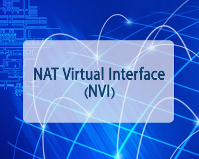 مقاله NAT Virtual Interface (NVI)