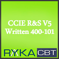 CCIE R&S V5 Written 400-101