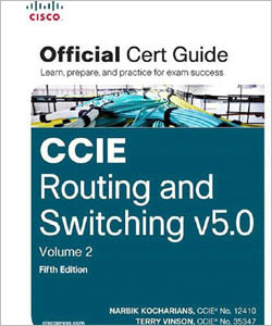 CCIE Routing and Switching v5.0 Official Cert Guide Volume 2