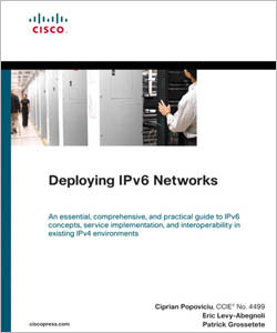 Cisco Press - Cisco Self-Study Implementing Ipv6 Networks